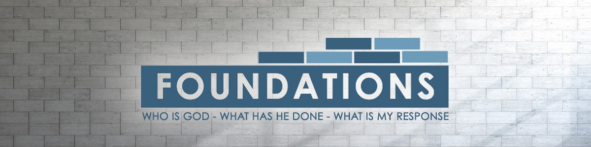 Foundations Banner